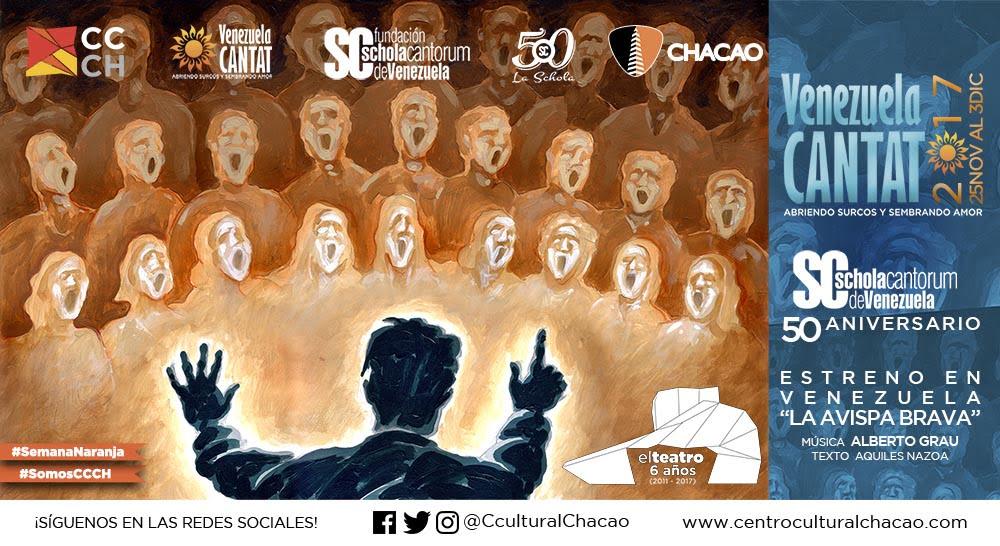 Venezuela Cantat: el encuentro del movimiento coral venezolano
