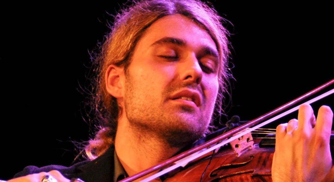 David Garrett, el violinista del diablo