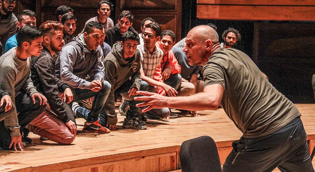 """Marco Gandini: """"La experiencia musical es importantísima a la hora de integrar un coro"""""""