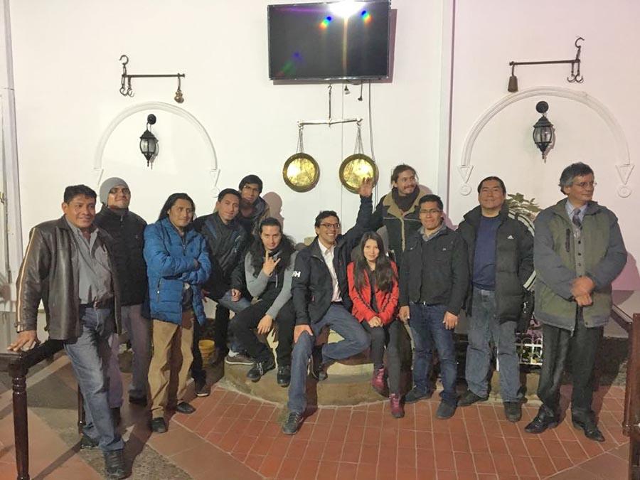 JAS presenta inédito concierto dentro de las minas del Cerro Potosí