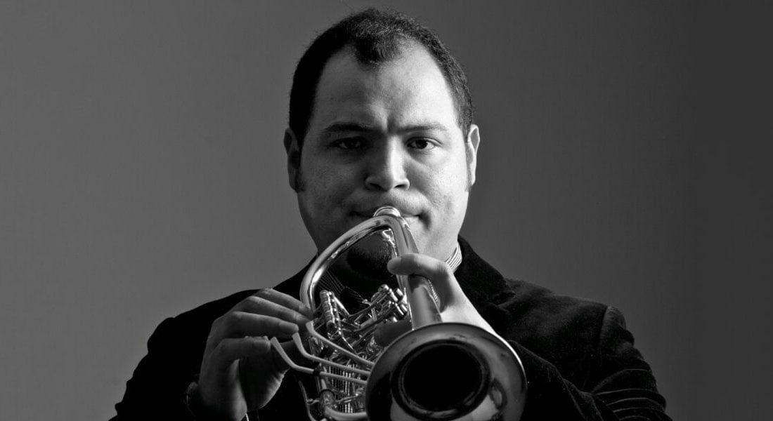 Este sábado se presenta el trompetista Tomás Medina como solista