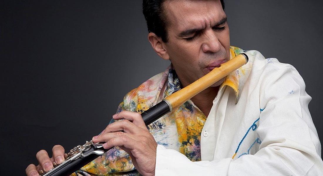 Hallacas con Flauta' de Huáscar Barradas llega a la Plaza La Castellana