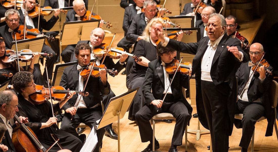 Zubin Mehta y la Filarmónica de Israel ponen a Miami de pie