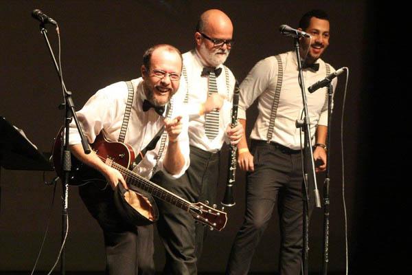 Los Hermanos Naturales desataron sonrisas en el Concierto por los Derechos Humanos