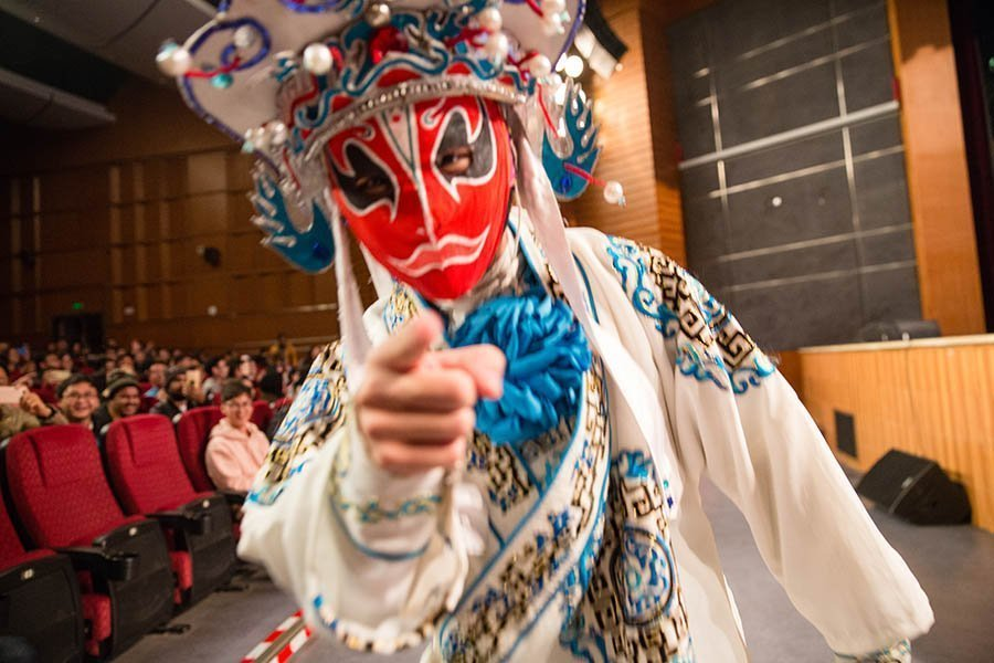 Una voz venezolana resuena en la Ópera China