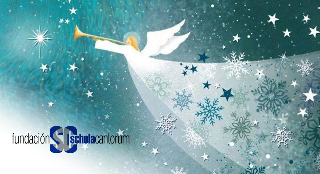 «Así cantamos la navidad» con la Schola Cantorum