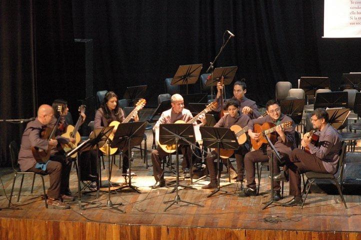 Carora despidió con éxito al 5to. Concurso Nacional de Guitarra Alirio Díaz