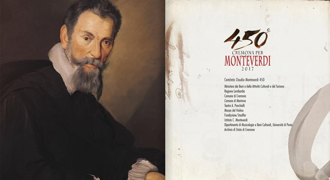 450 años de antigua modernidad: Se cierra el año aniversario de Claudio Monteverdi