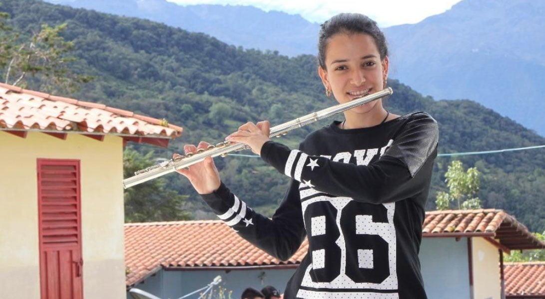 Fundación musical, cultural y educativa para el desarrollo humano «Opus, sonidos y vida»