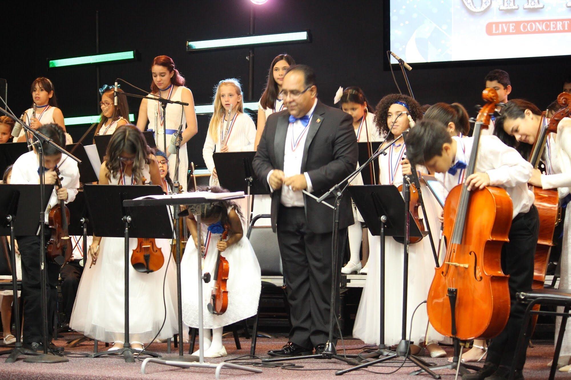 Movimiento Musical YES celebra su segundo aniversario atendiendo a más niños en EEUU