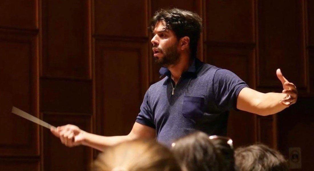 Domingo García Hindoyan hace historia en el mundo de la Ópera