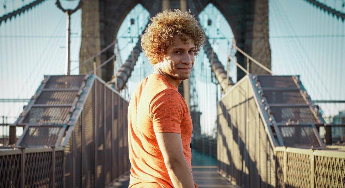 Paso a paso, el bailarín Daniel Carías conquista Nueva York
