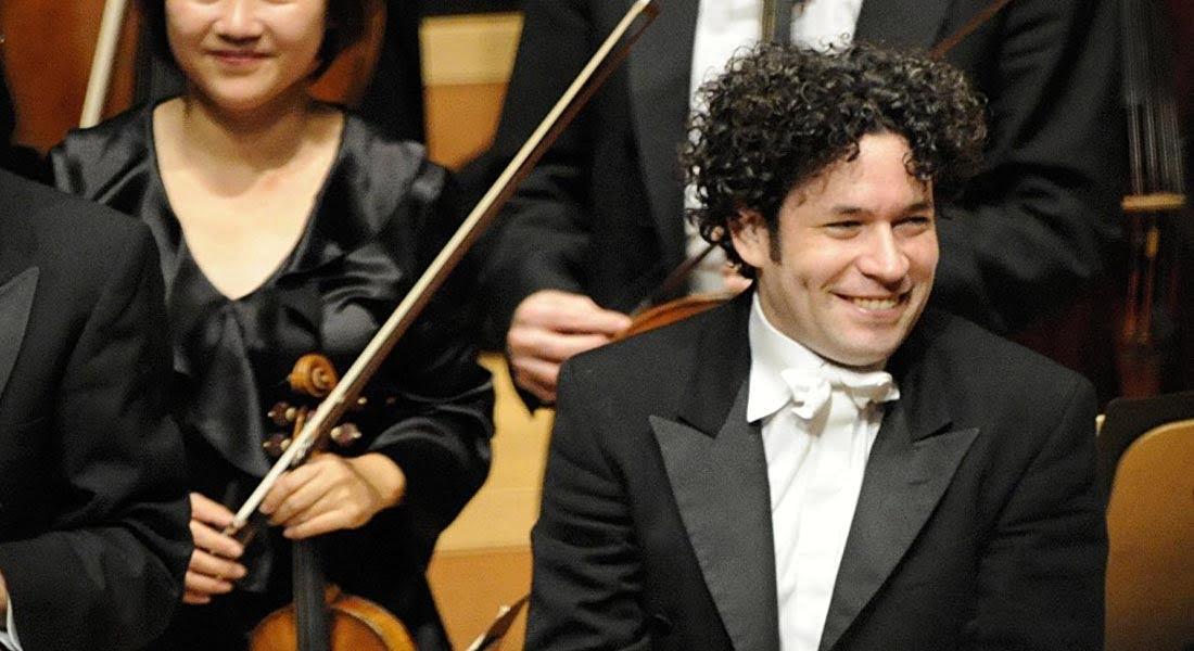Ver a Gustavo Dudamel en el Walt Disney Concert Hall