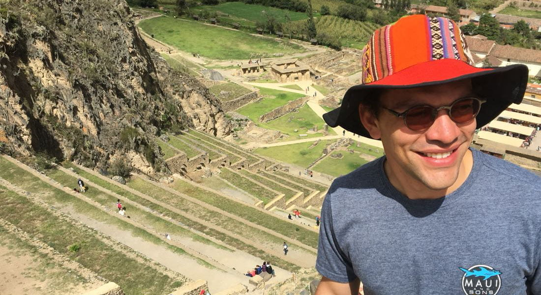 Machu Picchu recibirá la ofrenda musical de José Agustín Sánchez
