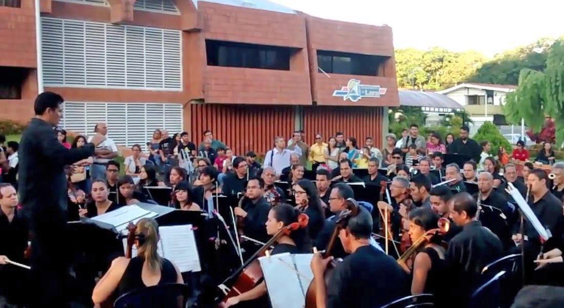 No al cierre de las actividades artísticas de la Orquesta Sinfónica del Estado Lara