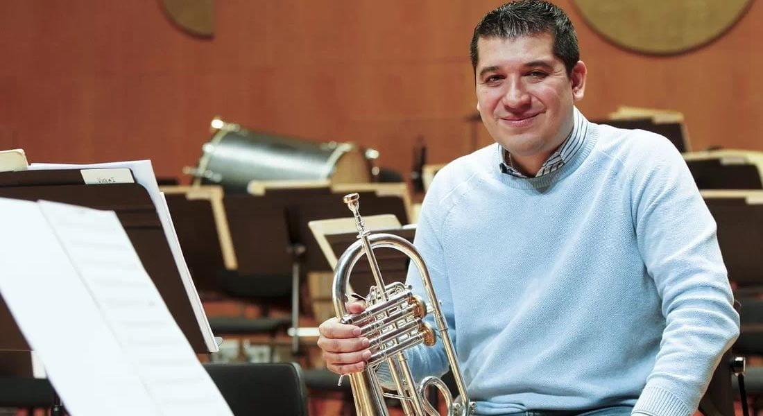 Pacho Flores: «Me encanta experimentar, la trompeta tiene una gran versatilidad»