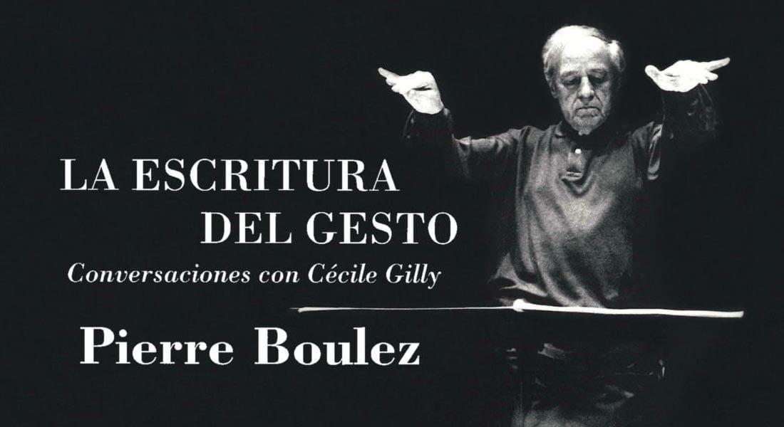 Pierre Boulez, director de orquesta que transgredió la música clásica
