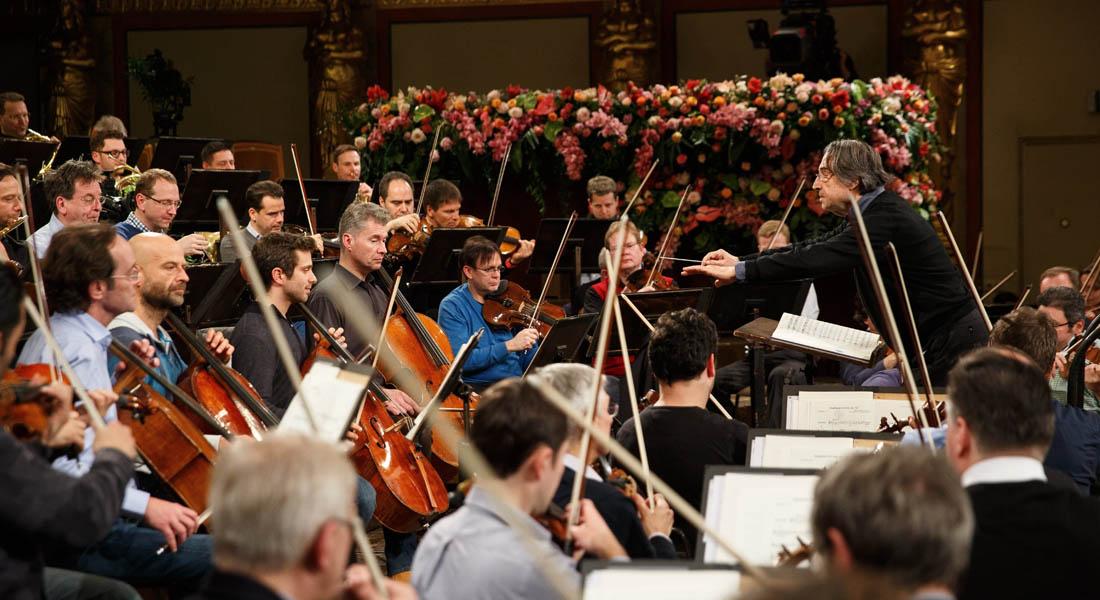 Concierto de Año Nuevo 2018: así ha sonado la magistral 'Marcha Radetzky' en Viena