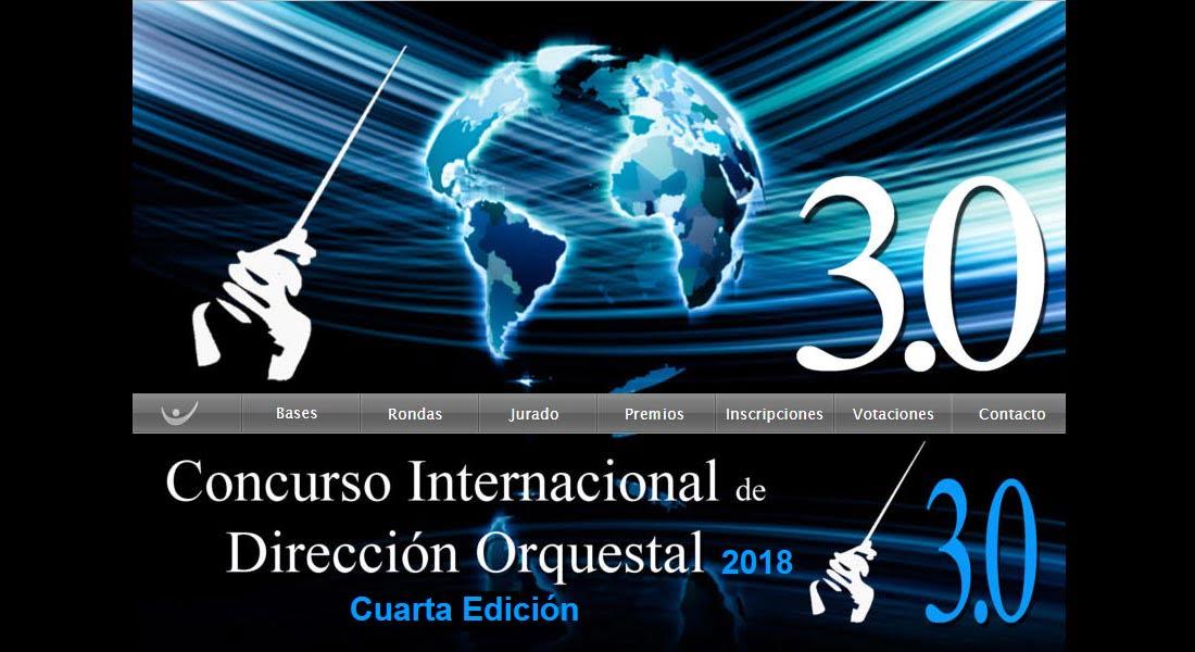 9 batutas venezolanas participan en el Concurso Internacional de Dirección Orquestal de la Escuela de Dirección «Navarro Lara»