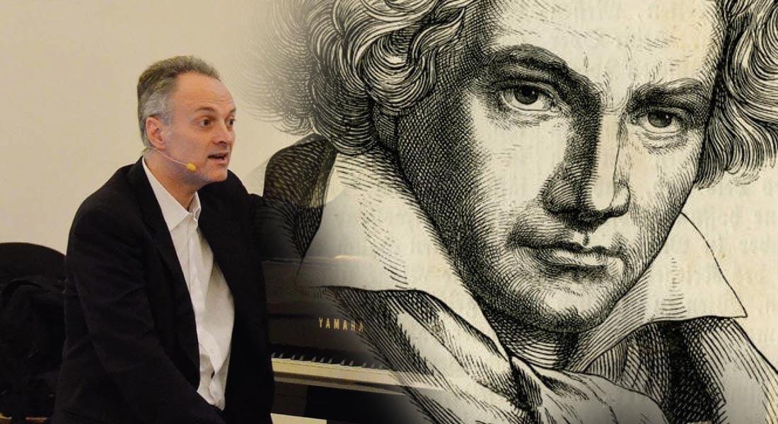 """""""Escuchando a Beethoven"""" de la mano de Giovanni Bietti"""