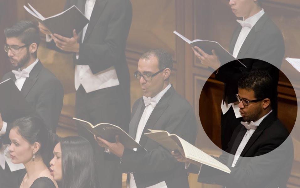 Ayudemos al cantante lírico Jesús Noguera a cumplir su sueño en Milán