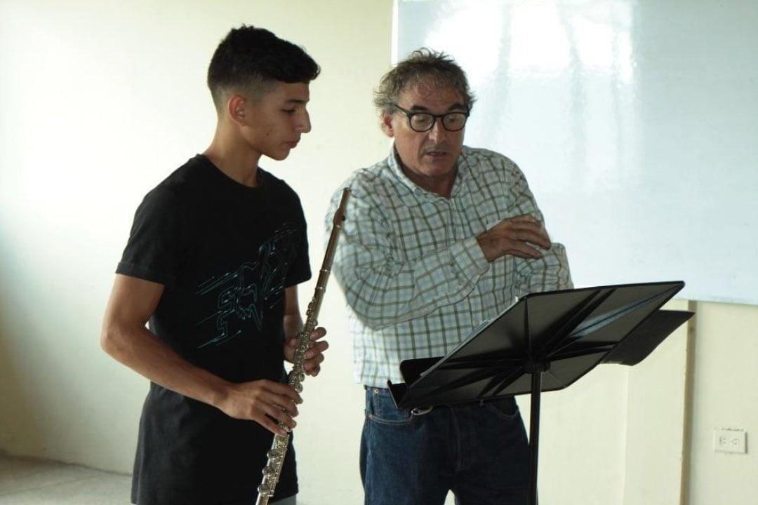 """Fundación musical, cultural y educativa para el desarrollo humano """"Opus, sonidos y vida"""""""
