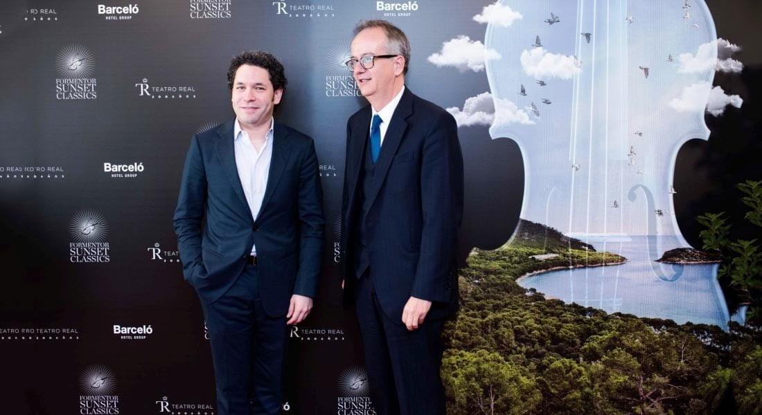 "Gustavo Dudamel: ""Formentor Sunset Classics es mi debut en el Teatro Real"""