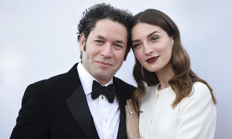 Gustavo Dudamel: 'Estoy enamoradísimo de ella'