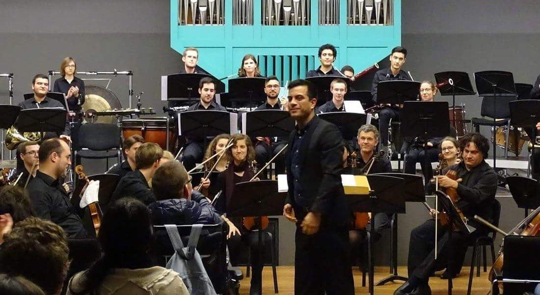 Ángel Hernández gana el  Premio Joseph Haydn de Composición 2017