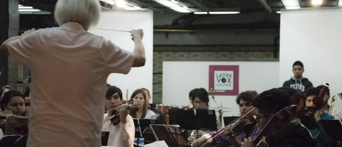 Argentina tiene un pedacito de Venezuela reunido en una orquesta