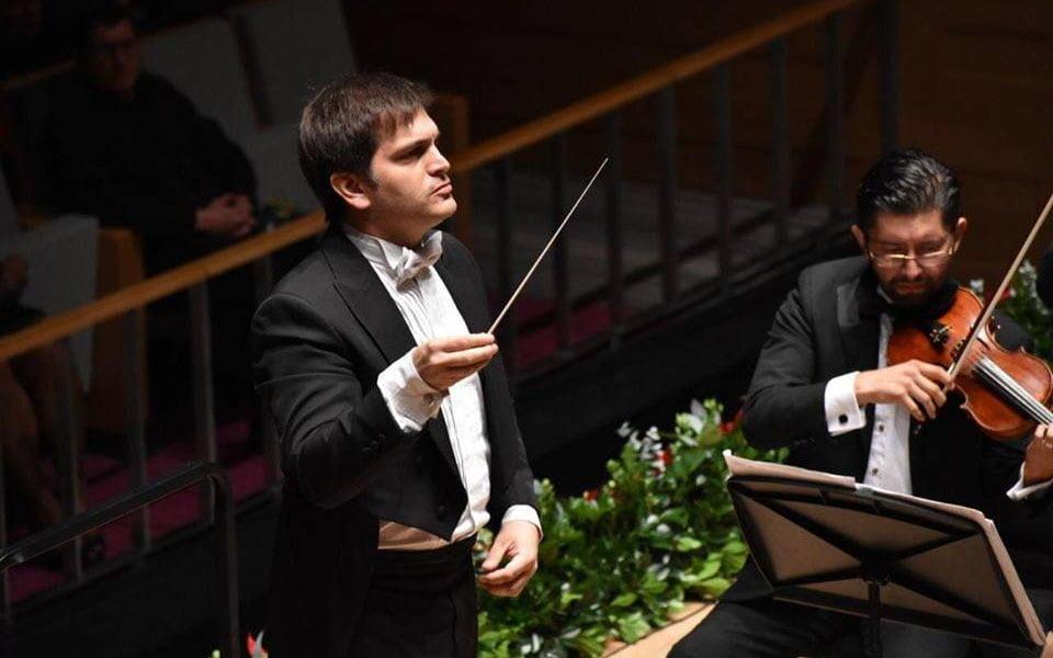 """Diego Naser: la Sinfónica del Sodre """"se posicionará entre las mejores orquestas del continente"""""""