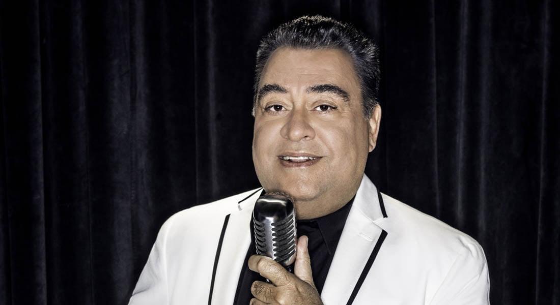 """Eleazar Mora rinde """"Homenaje a los grandes"""" cantantes latinoamericanos"""