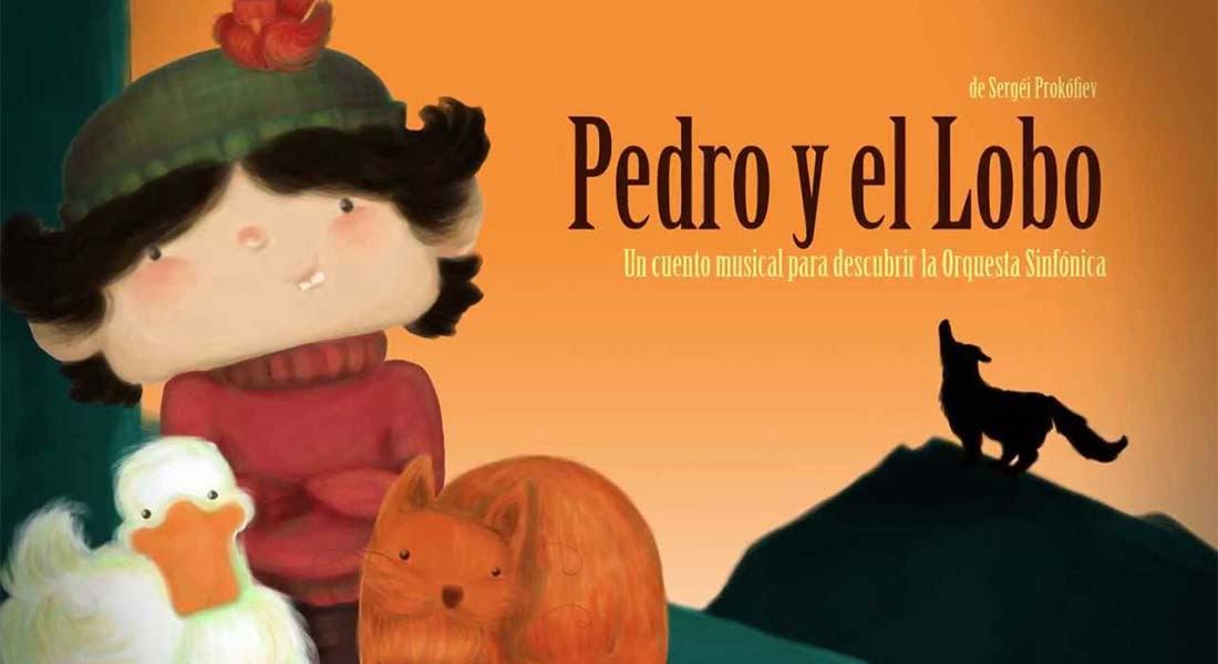 Pedro y El Lobo en Concierto Familiar con la Orquesta Sinfónica de Falcón