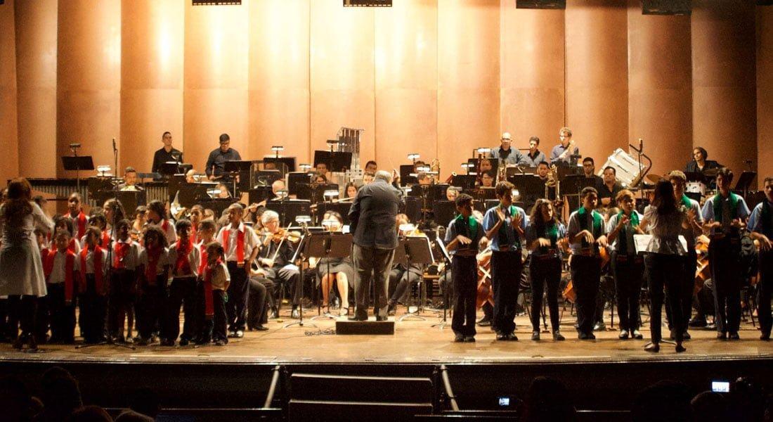 """Continúa el éxito de la OSMC con los ciclos """"Domingos de Identidad Caraqueña"""" y """"Stravinski en Venezuela"""""""