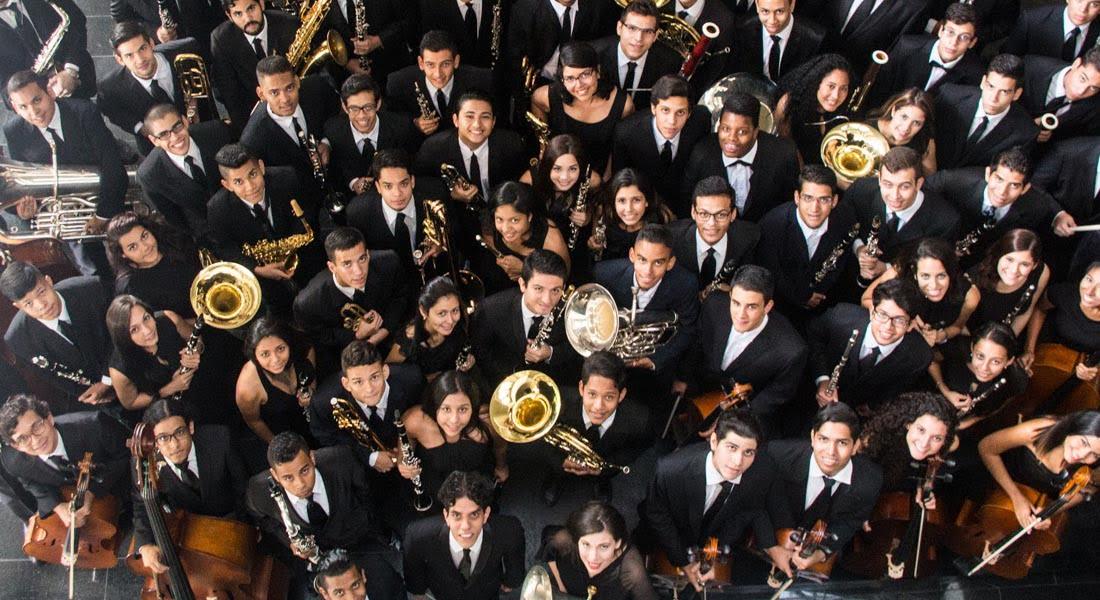 La Banda Sinfónica Juvenil Simón Bolívar se encuentra en la búsqueda de nuevos integrantes