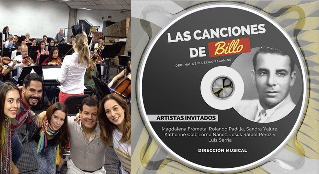 """La Orquesta Gran Mariscal de Ayacucho presenta """"Las Canciones de Billo"""""""