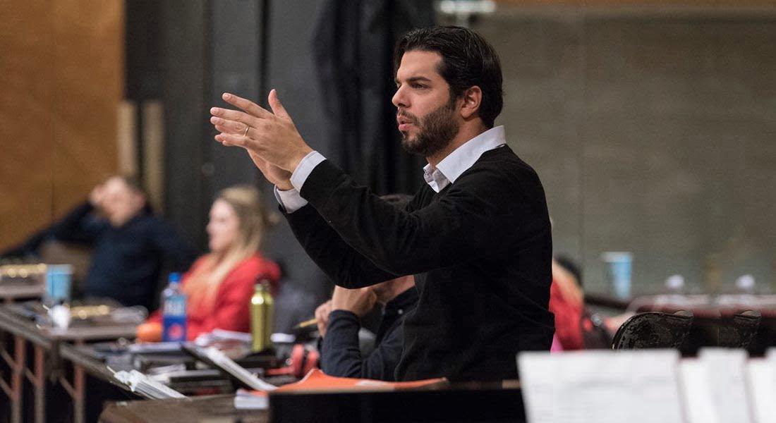 Domingo García Hindoyan, el venezolano que dirigirá a la prestigiosa Ópera Metropolitana de Nueva York