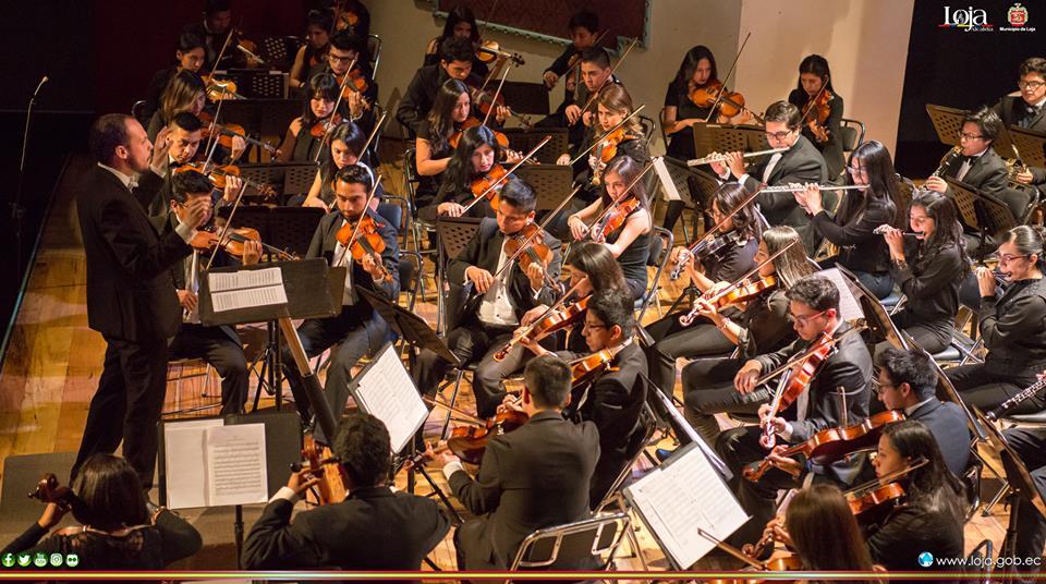 Con batuta venezolana la Orquesta Sinfónica Municipal de Loja inaugura temporada 2018