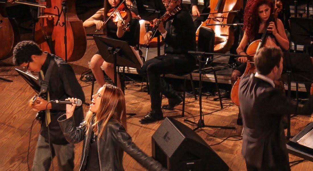'Rock del ayer y del hoy' se escuchará en los espacios abiertos del Teresa Carreño