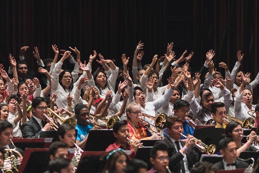 Gustavo Dudamel: Un gigante con espíritu de niño