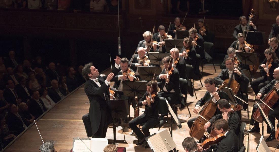 Gustavo Dudamel y la Filarmónica de Viena en el Colón: Una interesante combinación de excelencia y oficio