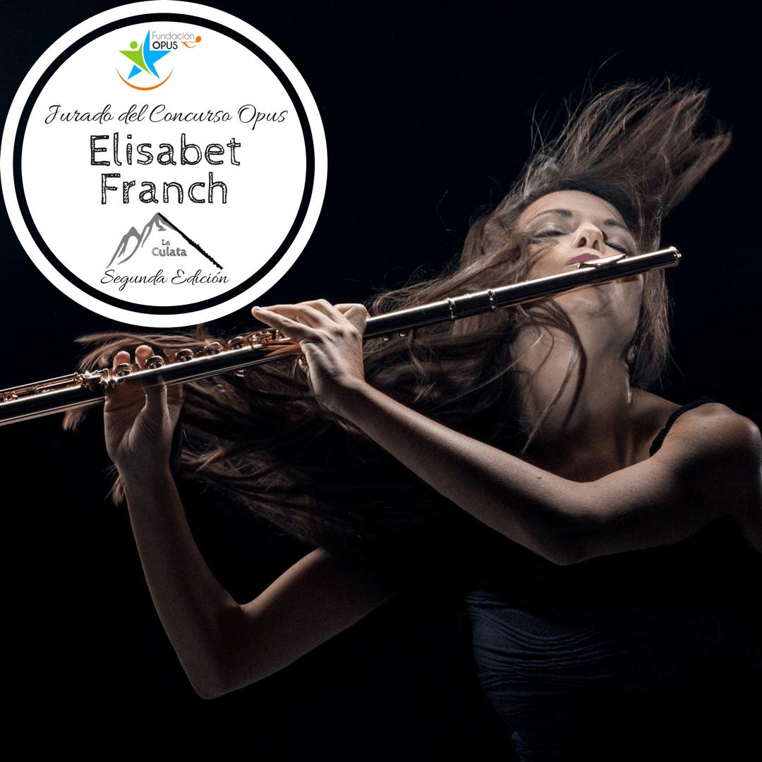 Concurso Opus presenta Segunda Edición del Curso de Flauta La Culata