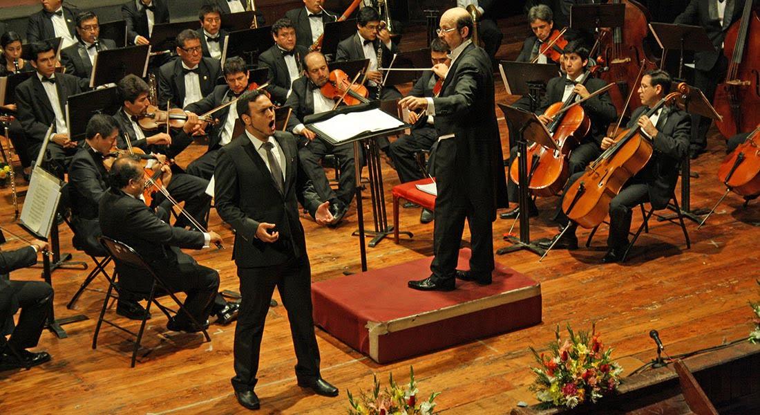 Álvaro Carrillo: Una voz para arias de Mozart