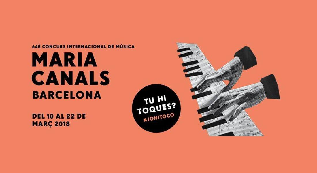 El Concurs Maria Canals invita a 93 pianistas de 34 países y crece su dotación