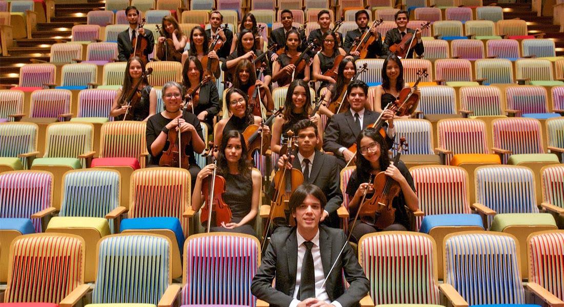 La Orquesta de Violas Ricardo Narvaez se inaugura con Tchaikovsky