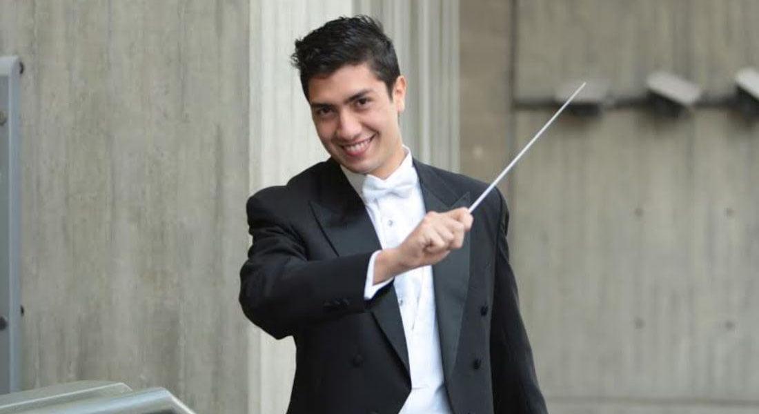 """Rodolfo Barráez al frente de la Sinfónica de Falcón con la Sinfonía """"Titán"""" de Mahler"""