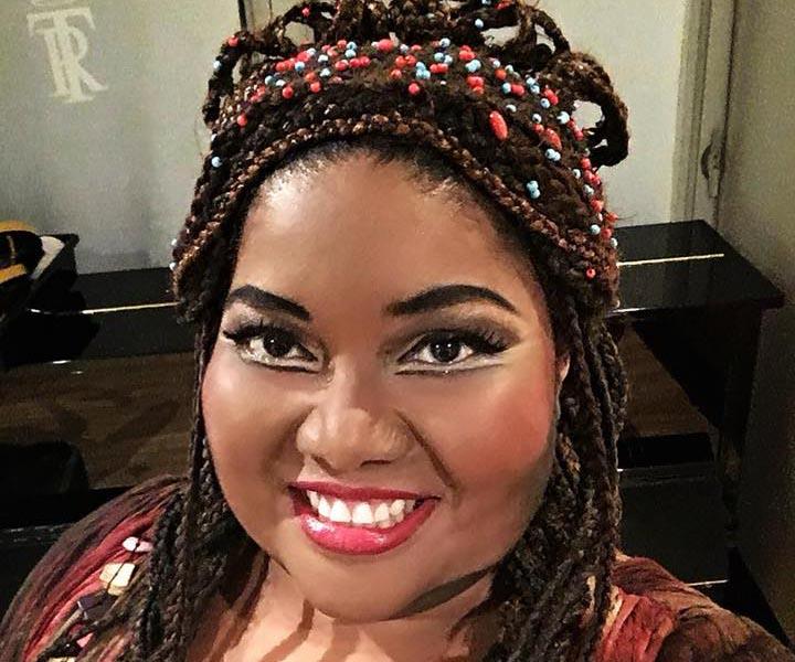 La soprano venezolana Ana Lucrecia García se hace cargo de tres funciones de Aida en el Teatro Real