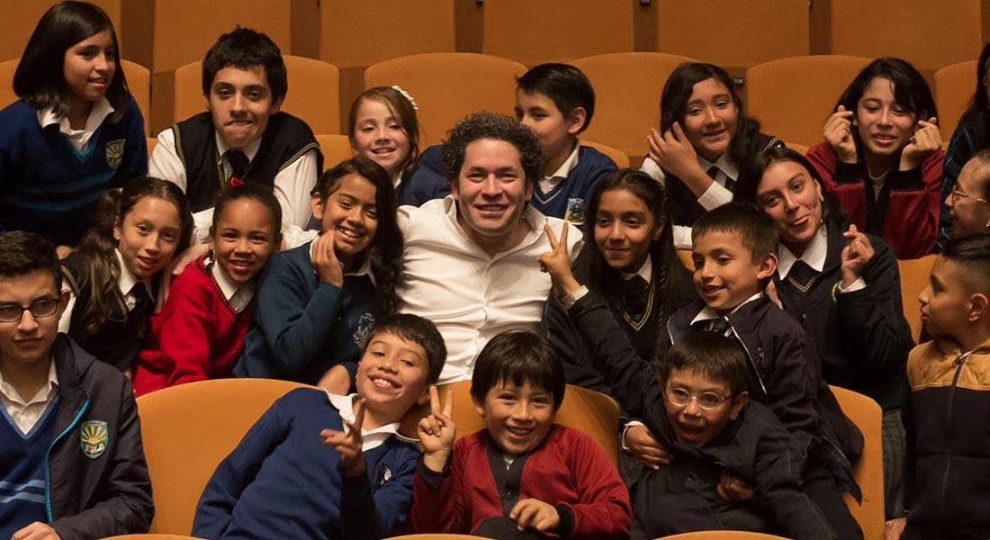 Gustavo Dudamel y la Filarmónica de Viena: mucho más que música
