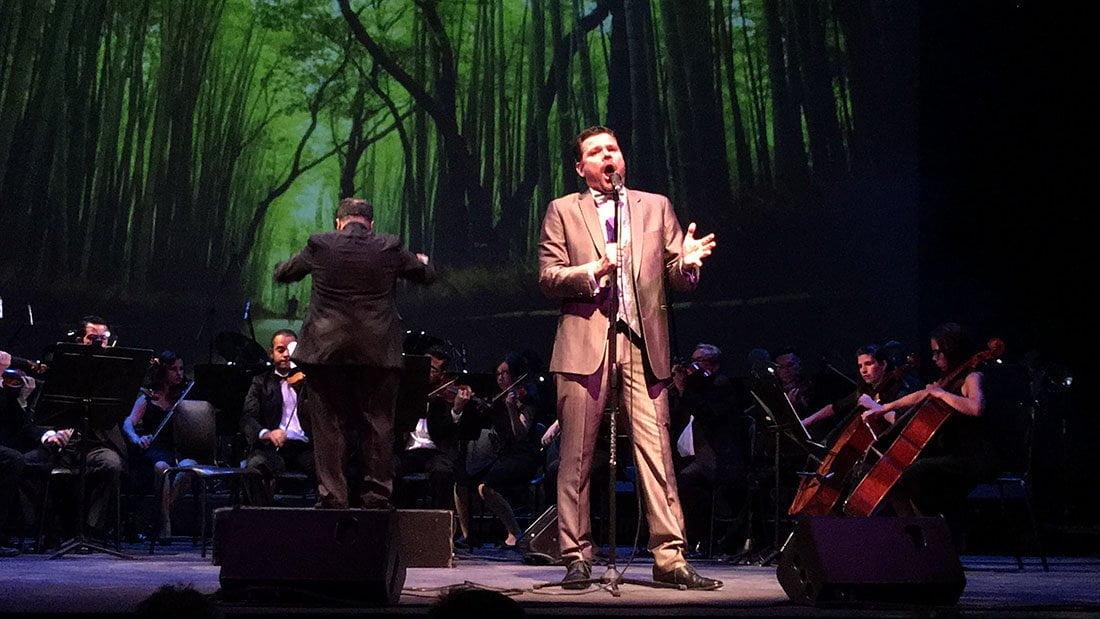 Gala del Festival de San Remo será en el Aula Magna
