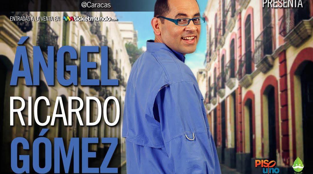 En #LosQueNosQuedamos Ángel Ricardo Gómez cantará a quienes apuestan por el país
